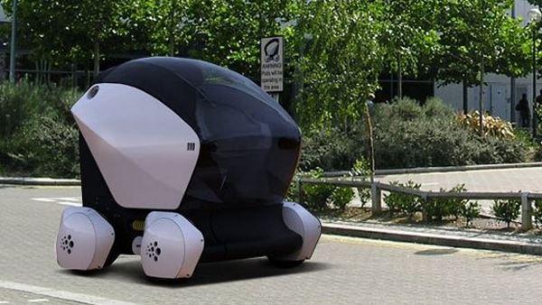 Photo of У 2015 році в Сінгапурі буде запущено безпілотне таксі