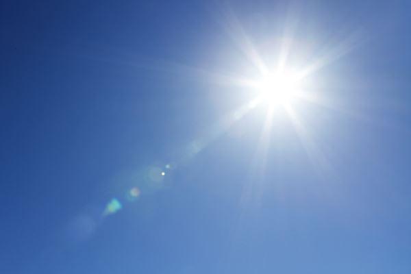 Якого кольору сонце?