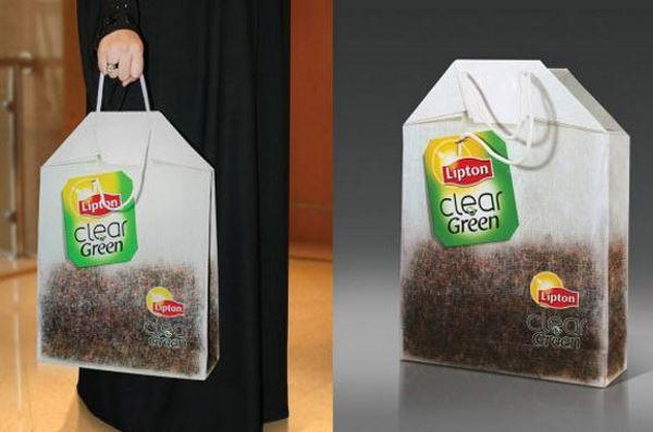 Photo of Приклади цікавої реклами на пакетах