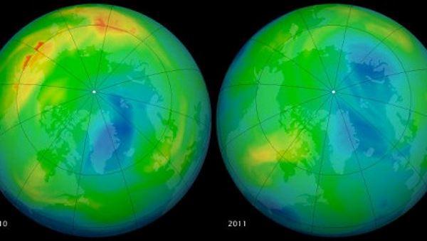 Photo of Екологи виявили в атмосфері новий клас руйнуючих озон речовин
