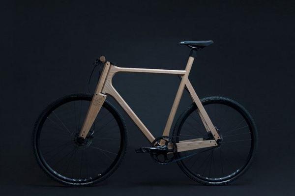 Photo of Дерев'яний велосипед з цільного ясена (фото)