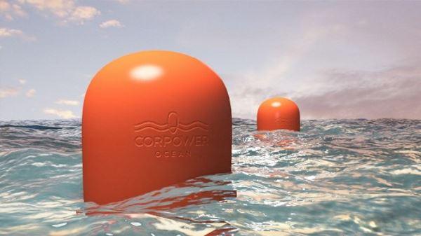 Photo of CorPower — енергія морських хвиль