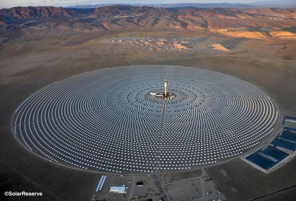 Photo of За кілька годин сонячна електростанція випарувала більше сотні птахів