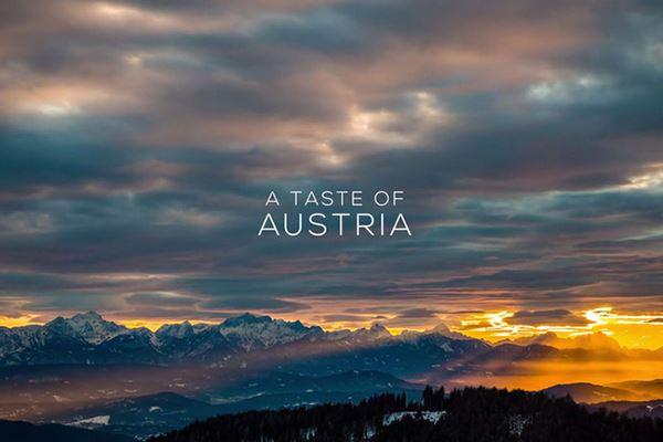 Photo of Вся краса Австрії в одному відео