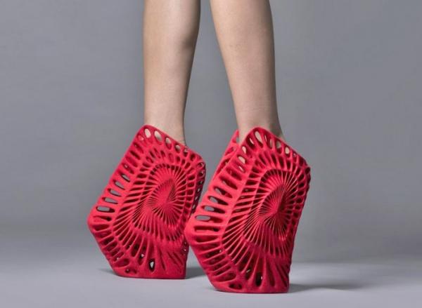 Photo of Експериментальне взуття майбутнього