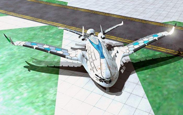 Photo of Якою бачать авіацію майбутнього сучасні дизайнери (фото)