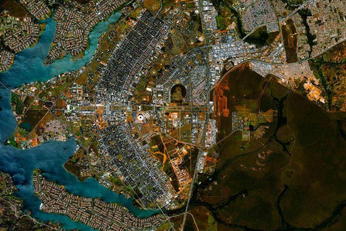 Photo of Людська цивілізація — погляд з космосу (фото)