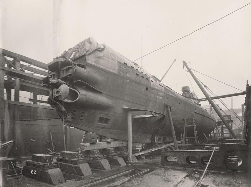 Photo of Рідкісні кадри з серця німецького підводного човна часів Першої світової війни