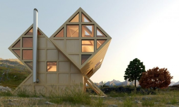 Photo of Valley House – зразок асиметричної архітектури (фото)