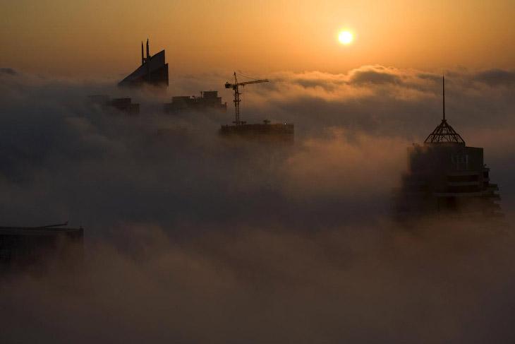 Photo of Міста в хмарах (фото)