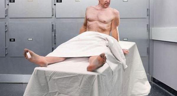 Photo of Чоловік ледь не помер від жаху, прокинувшись в морзі