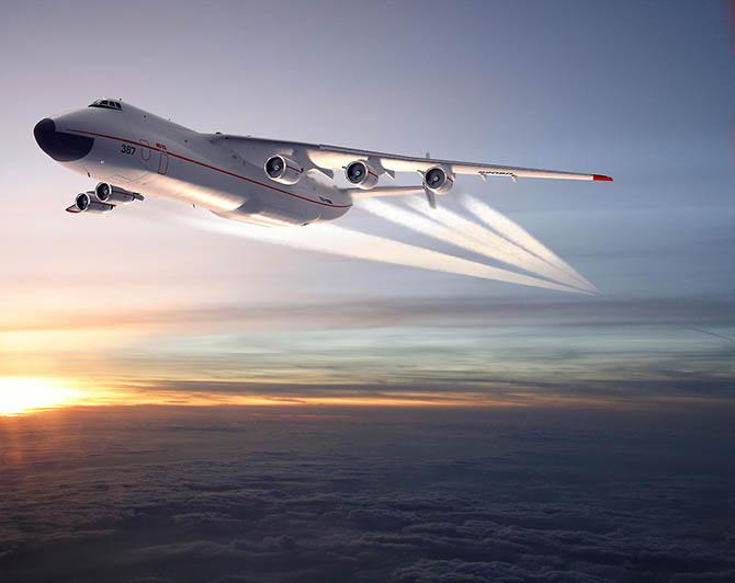 Photo of Найбільший літак у світі (фото)