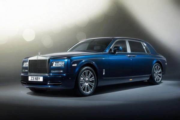 Photo of Rolls-Royce: 25 зразків розкоші Phantom Limelight