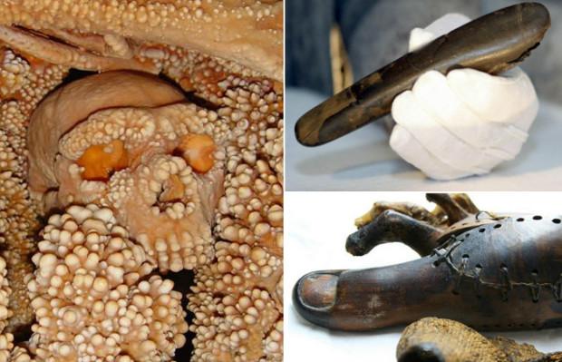 Photo of 9 археологічних знахідок, що дозволяють дізнатися, як виглядав побут давніх людей