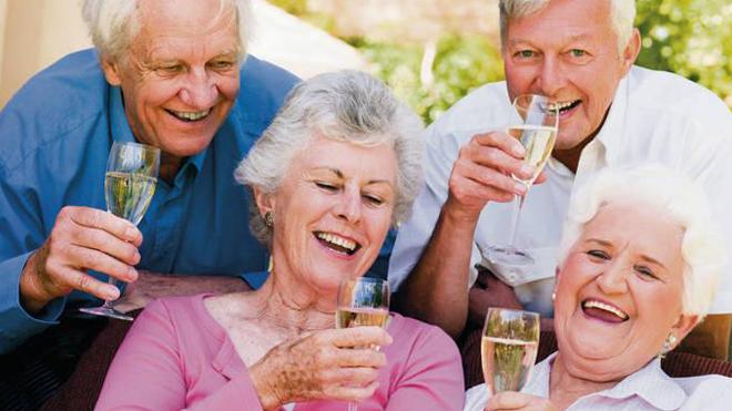 Photo of Люди середнього віку п'ють більше від молодих