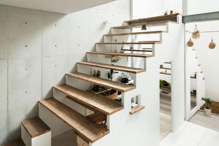Photo of Японські хитрощі: майстерня під сходами
