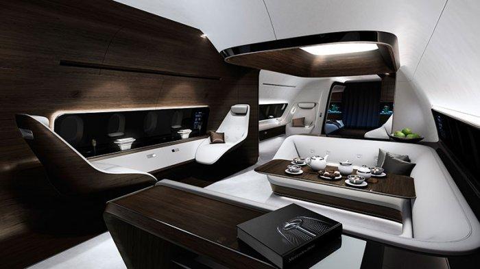 Photo of Lufthansa і Mercedes-Benz спільно розробили дизайн салону VIP-літаки