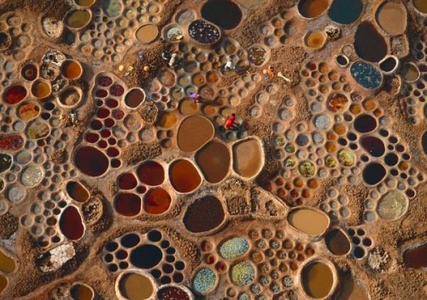 Photo of Незвичайний видобуток солі в Нігері (фото)