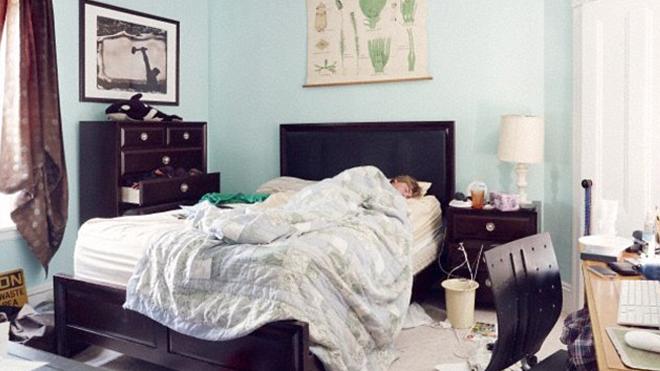 Photo of Безлад у кімнаті може впливати на якість сну