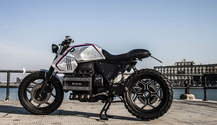 Photo of BMW K100 Silver Gills