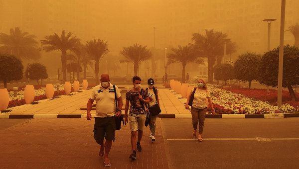 Photo of Близький Схід стане непридатним до життя в кінці сторіччя
