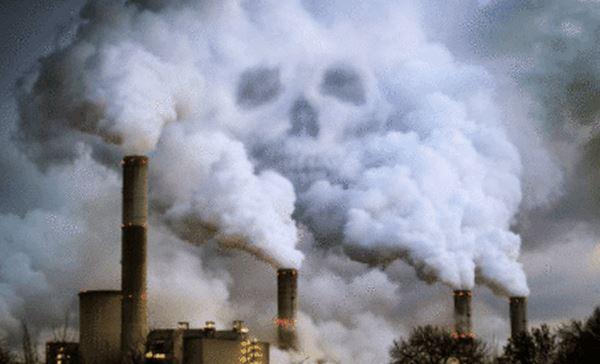 Photo of Забруднене повітря інтенсивніше вбирається через шкіру