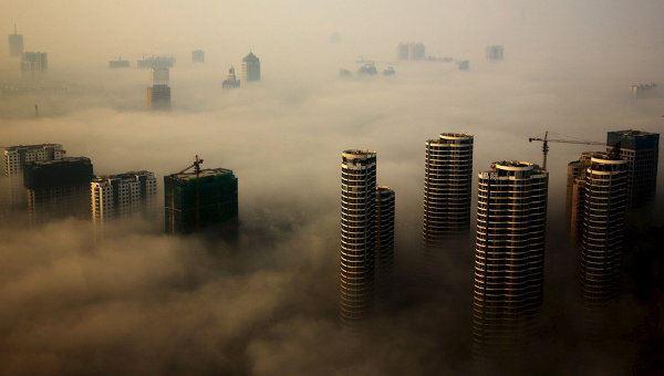 Photo of Глобальне потепління накриє Землю куполом смогу