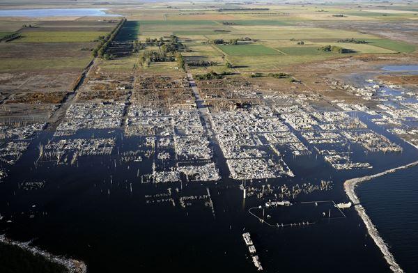 Photo of В Аргентині з'явилося місто, що пробуло під водою 30 років