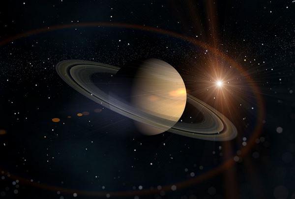 Photo of Весь Сатурн від «Кассіні»