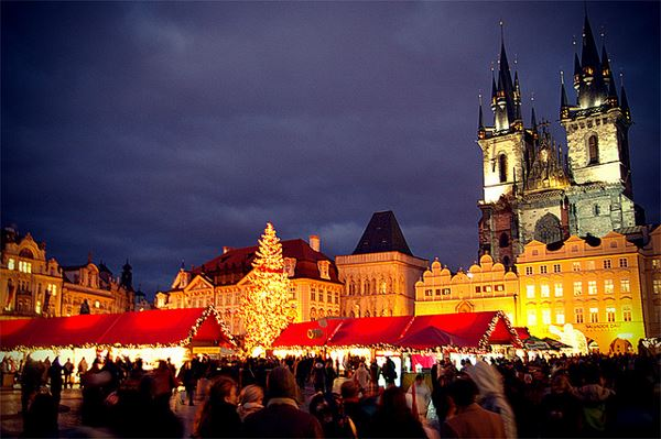 Photo of Як зустріти Новий рік у Празі в 2016 році