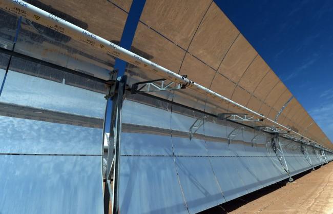 Photo of Марокко будує найбільшу в Африці сонячну електростанцію