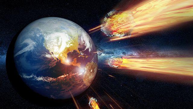 Photo of Метеорити все частіше атакують Землю
