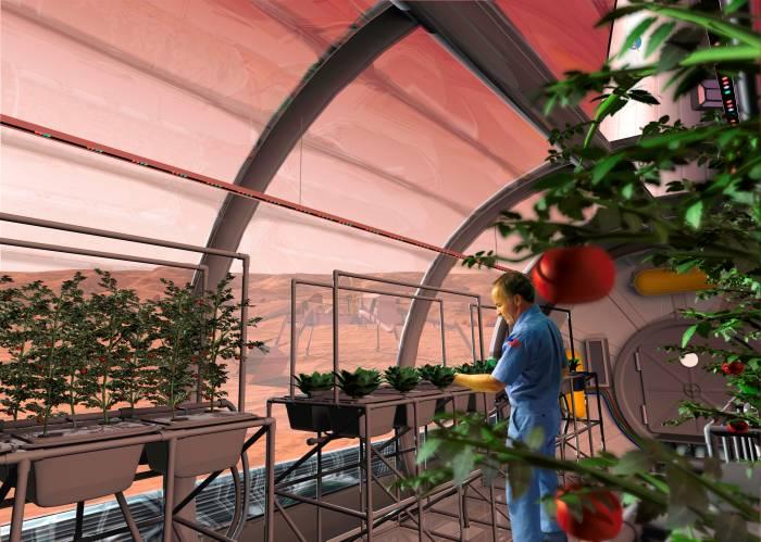 Photo of Як захистити майбутніх колонізаторів Марса від… космосу?