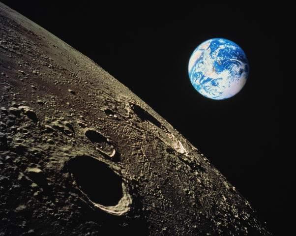 Photo of Місячну орбіту змінило космічне тіло, яке впало на Землю