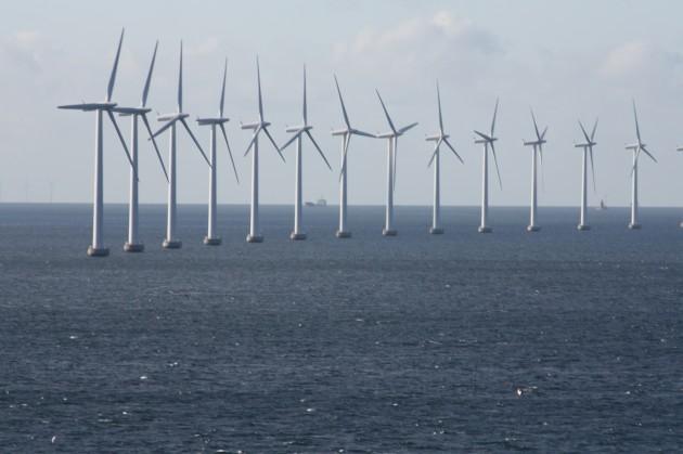 Photo of Будівництво найбільшого в світі вітропарку в Британії
