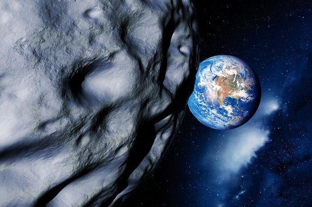 Photo of До Землі знову наближається гігантський астероїд