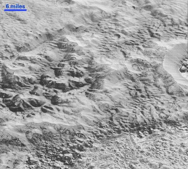 Photo of NASA вперше опублікувало фото поверхні Плутона у високому розрішенні