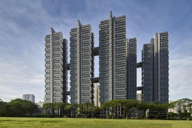 Photo of «Зелені» хмарочоси в якості соціального будівництва