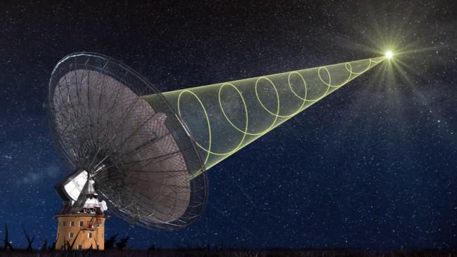 Photo of Астрономи зловили п'ять таємничих сигналів з космосу