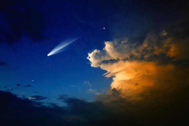 Photo of Комети могли принести на Землю джерела зародження життя
