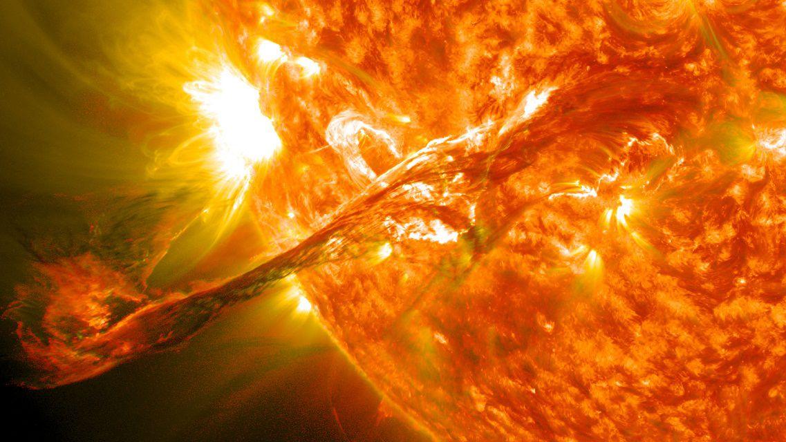 Photo of Всього лише один спалах на Сонці здатний знищити життя на нашій планеті