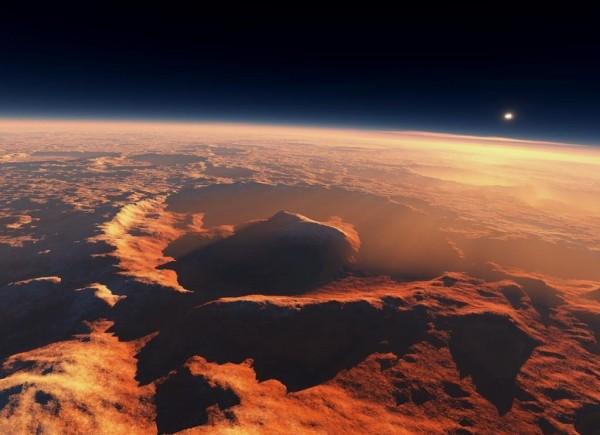 Photo of Вчені NASA склали гравітаційну карту Марса