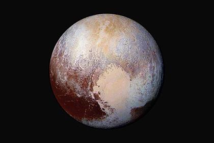 Photo of На Плутоні знайшли сніг