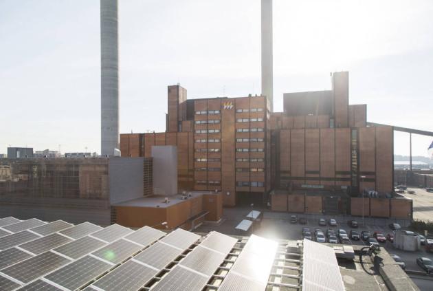 Photo of У Фінляндії запустили найбільшу сонячну електростанцію