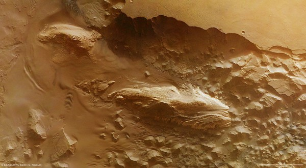 Photo of Вчені розкрили таємницю пагорбів на Марсі