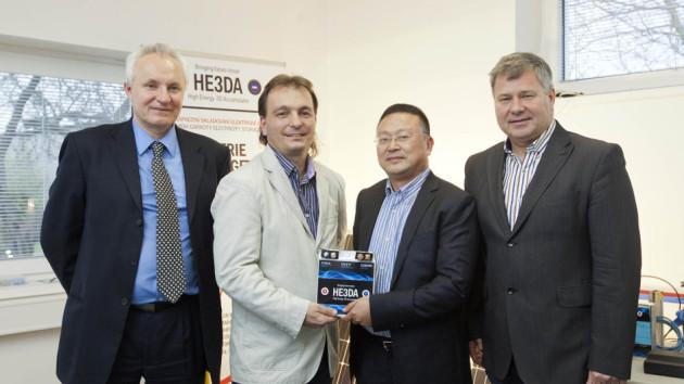 Photo of У Чехії винайшли новий тип Li-Ion акумулятора