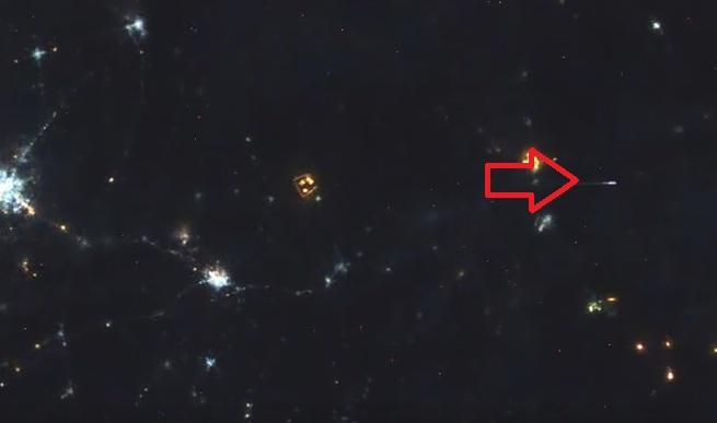 Photo of З МКС зняли метеоритний потік Персеїд (відео)