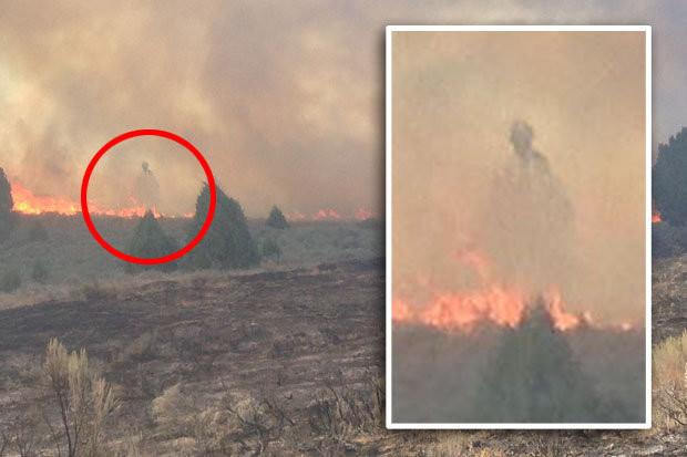 Photo of У США привид врятував жінку від пожежі