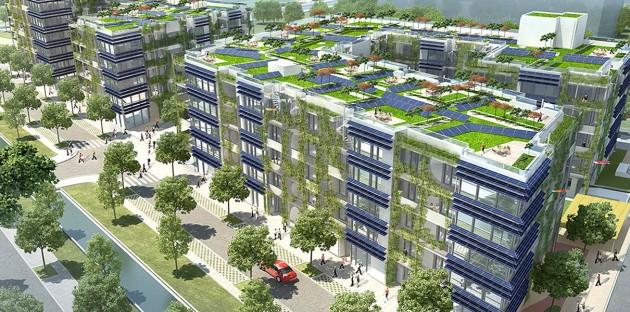 Photo of У Німеччині триває будівництво найбільшого енергоефективного селища (фото)