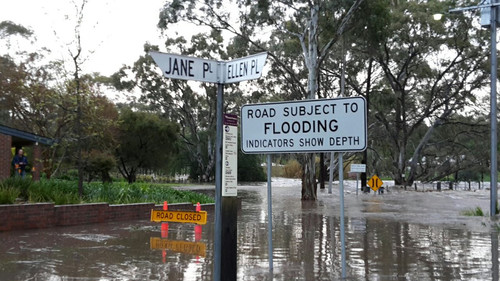 Photo of Австралія страждає від найсильнішого за останні 50 років шторму (відео)